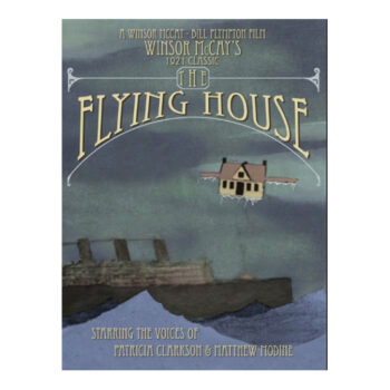 The Flying House By Bill Plympton
