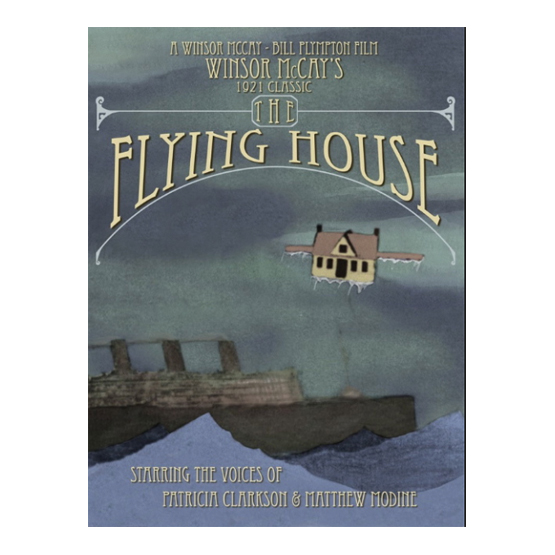 The-Flying-House-by-Bill-Plympton