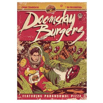 Doomsday Burgers Single Issue Comic
