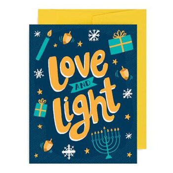 Love And Light – Card
