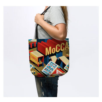 2019 MoCCA Coin-Op Tote