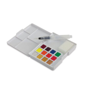 Sakura Koi Watercolors Pocket Field Sketch Box