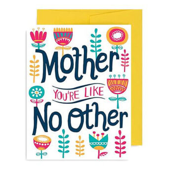 Mother Like No Other – Card
