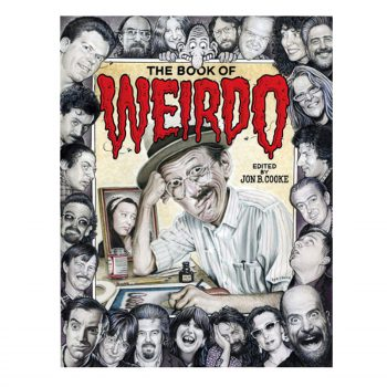 Book Of Weirdo – SIGNED