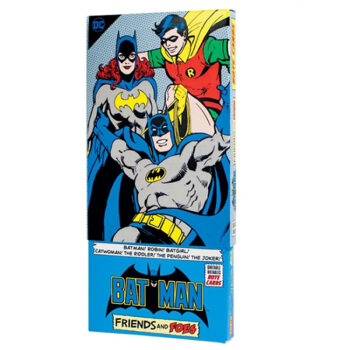 Batman Friends & Foes Card Set