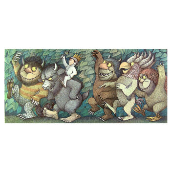 King Of The Wild Things – Print