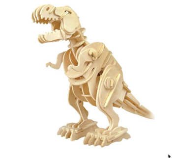 Build Your Own Dinoroid T-Rex