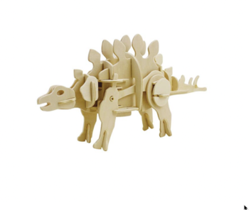 Build Your Own Dinoroid Stegosaurus