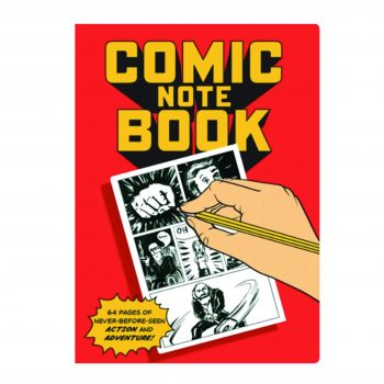 Pocket Size Comic Note Book