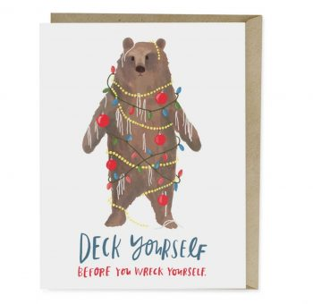 Deck Yourself – Holiday Card