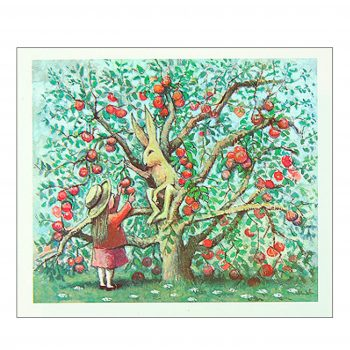 Apple Tree – Maurice Sendak Print